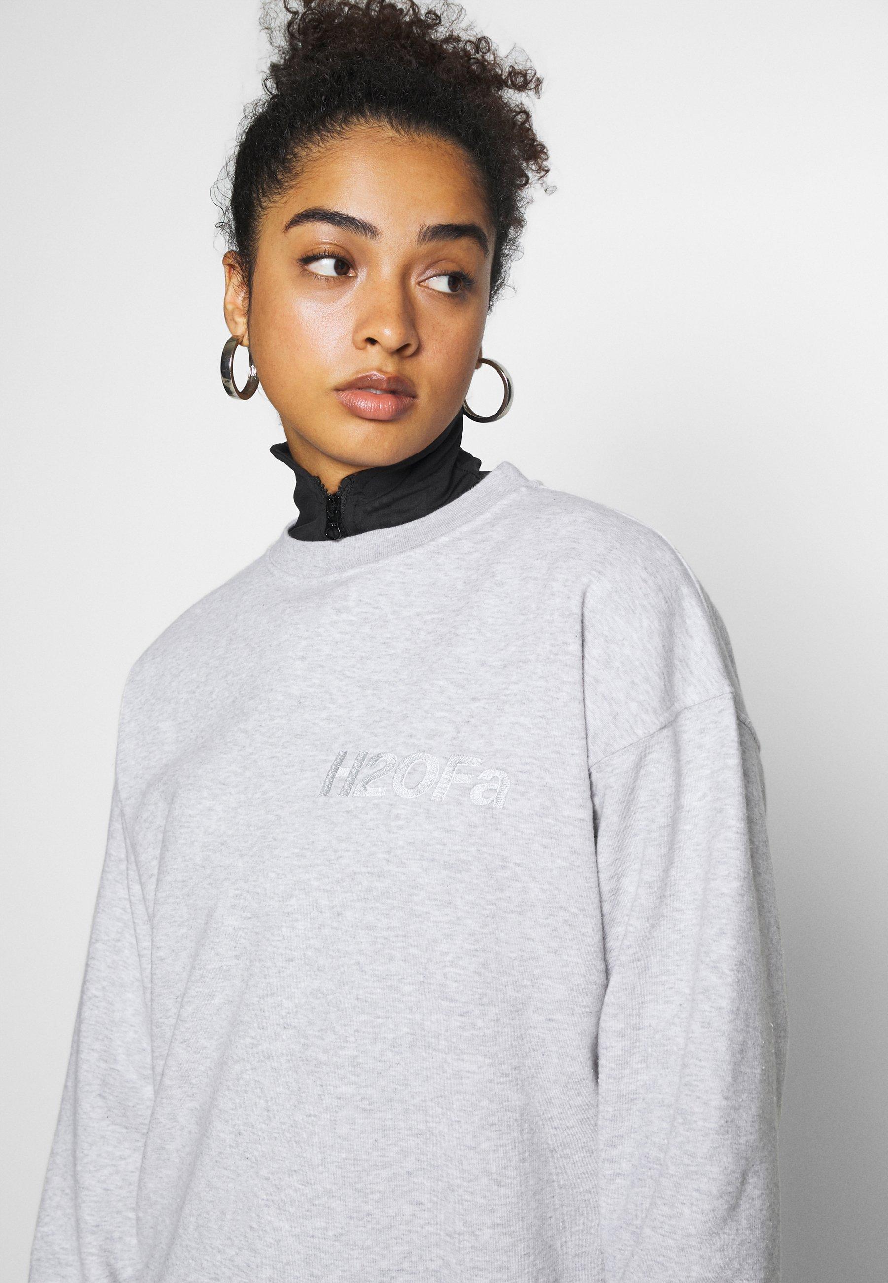 Cheap Women's Clothing H2O Fagerholt DOCTOR  O NECK Sweatshirt light grey melange I8EsOSD3D