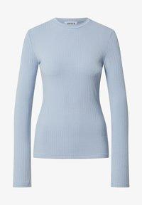 EDITED - Long sleeved top - blau - 5
