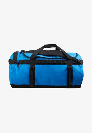BASE CAMP DUFFEL L UNISEX - Holdall - clear lake blue/black