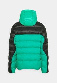 Jordan - JUMPMAN AIR PUFFER - Zimní bunda - neptune green - 1