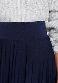 Anna Field Petite - A-line skirt - maritime blue - 4