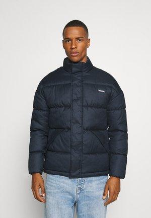 JORFRANK PUFFER JACKET - Winter jacket - navy blazer