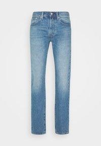 Levi's® - WELLTHREAD 502 - Džíny Straight Fit - watermark indigo hemp - 5
