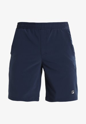 SANTANA - Sports shorts - peacoat blue