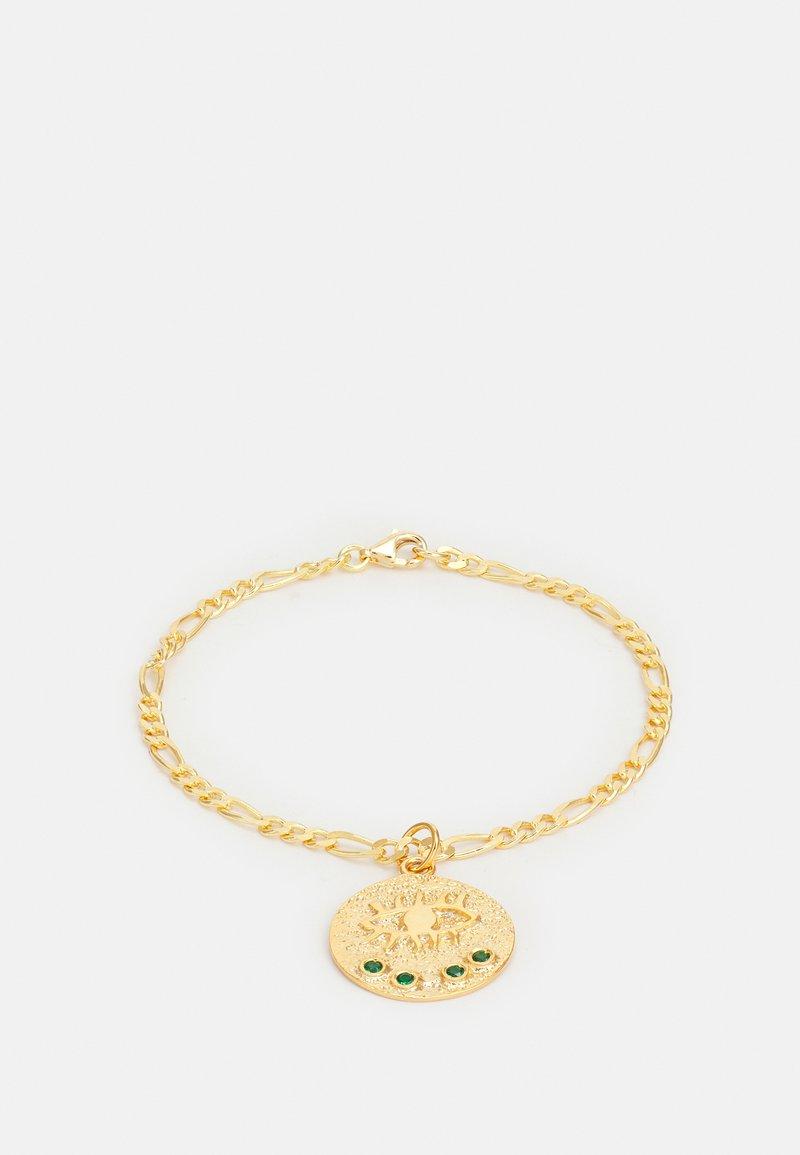 Hermina Athens - KRESSIDA BRACELET - Bracelet - gold-coloured