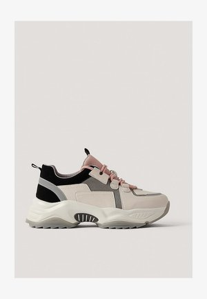Sneakers laag - mixed