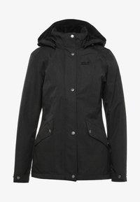 Jack Wolfskin - PARK AVENUE - Winter jacket - black - 6