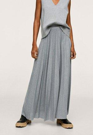 Maxi sukně - gris