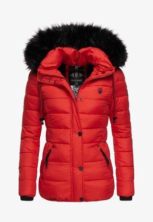 ZUCKERBIENE - Winter jacket - red