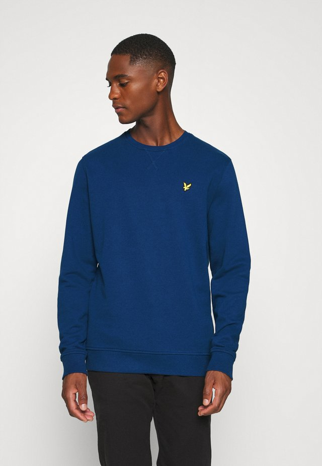 CREW NECK - Sweater - indigo