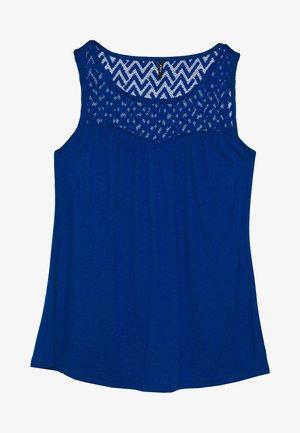 ONLNEW NICOLE LIFE - Topper - mazarine blue