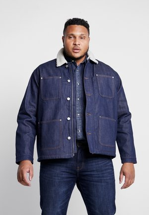 JJIHANK JJJACKET  - Denim jacket - blue denim