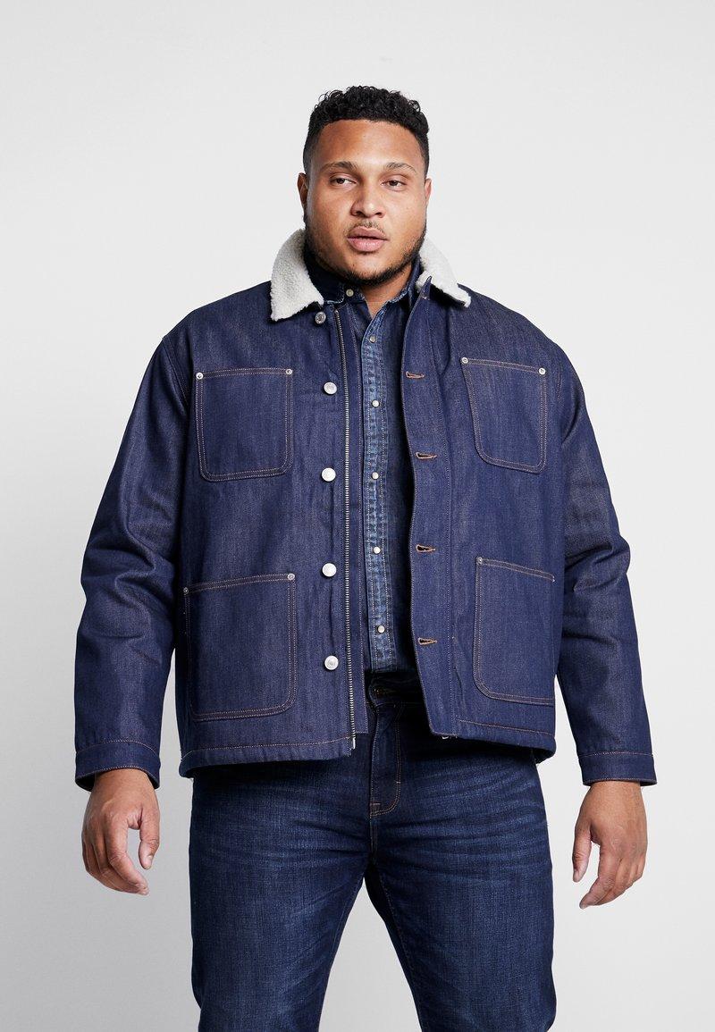 Jack & Jones - JJIHANK JJJACKET  - Veste en jean - blue denim