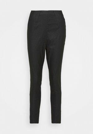 HIGH WAIST SHAPER - Slim fit jeans - black