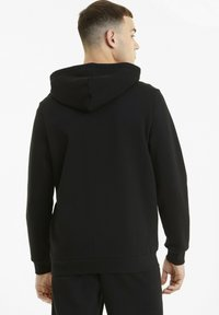 Puma - Zip-up hoodie -  black - 2
