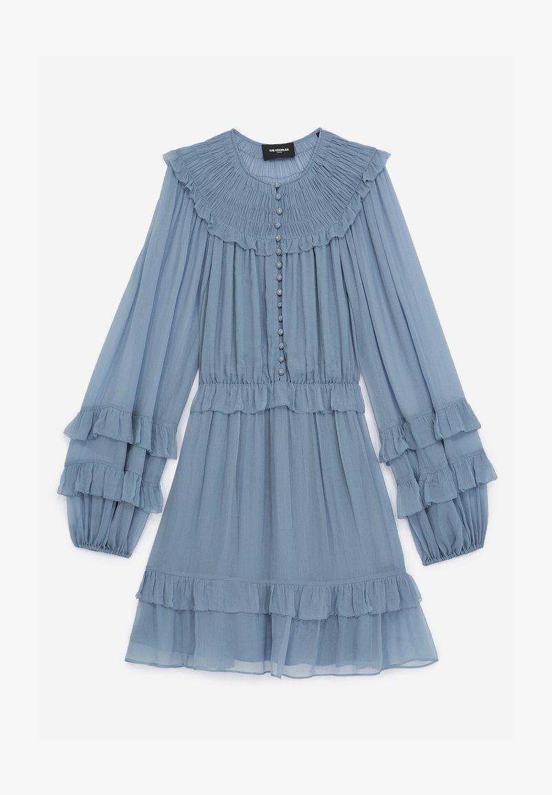 The Kooples - Sukienka koszulowa - blue
