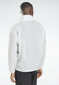 Reebok - LM TRACK JACKET - Training jacket - white - 2