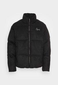 Pegador - NEUM PUFFER JACKET UNISEX - Zimní bunda - black - 0