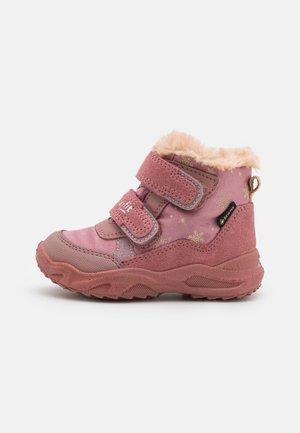 GLACIER - Snowboots  - rosa