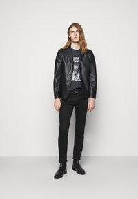 The Kooples - Jean slim - black - 1