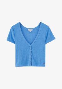 PULL&BEAR - Blouse - light blue - 5
