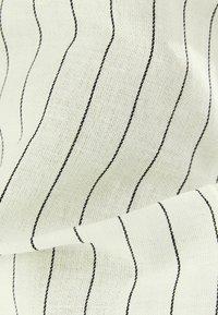 Bershka - Trousers - off-white - 5