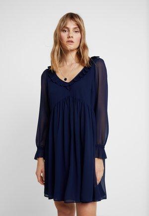 LALALA - Robe de soirée - bleu marine