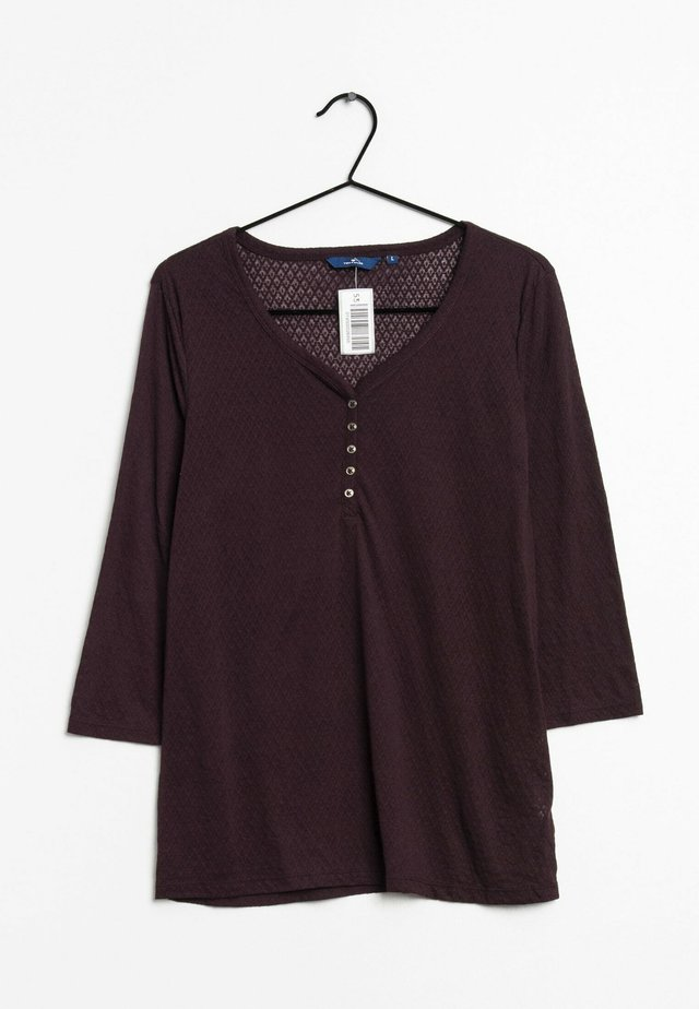 Blouse - purple