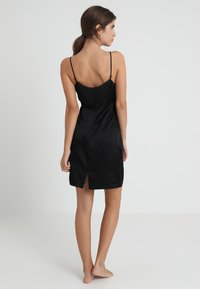 La Perla - REWARD SHORT SLIP DRESS - Nightie - black - 2
