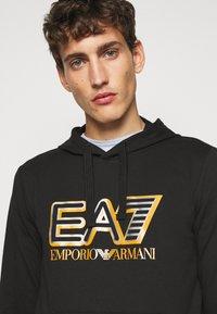EA7 Emporio Armani - FELPA - Hoodie - black - 3