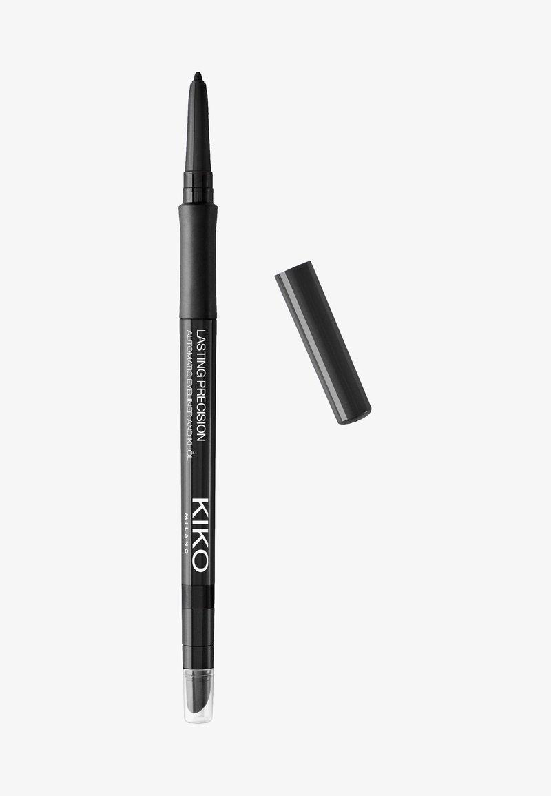 KIKO Milano - AUTOMATIC EYELINER & KHOL - Eyeliner - 16 black