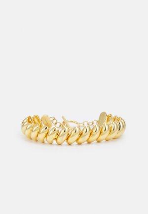 FUSILLI CHAIN BRACELET - Bracelet - gold-coloured