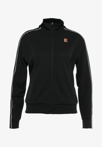 Nike Performance - WARM UP JACKET - Sportovní bunda - black/white