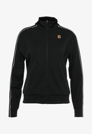 WARM UP JACKET - Treningsjakke - black/white