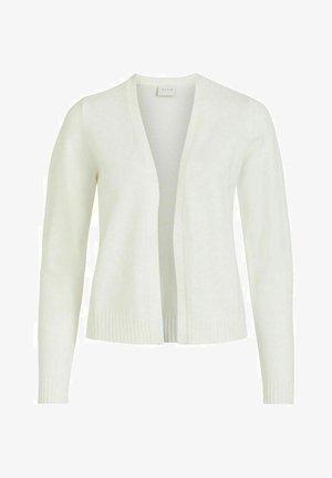 VIRIL - Cardigan - white alyssum