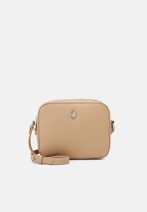 JONES CROSSBODY BAG - Skulderveske - beige