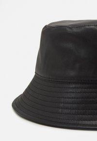 Lindex - BUCKET HAT - Hatt - black - 3