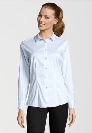 CIBRAVO - Button-down blouse - light blue