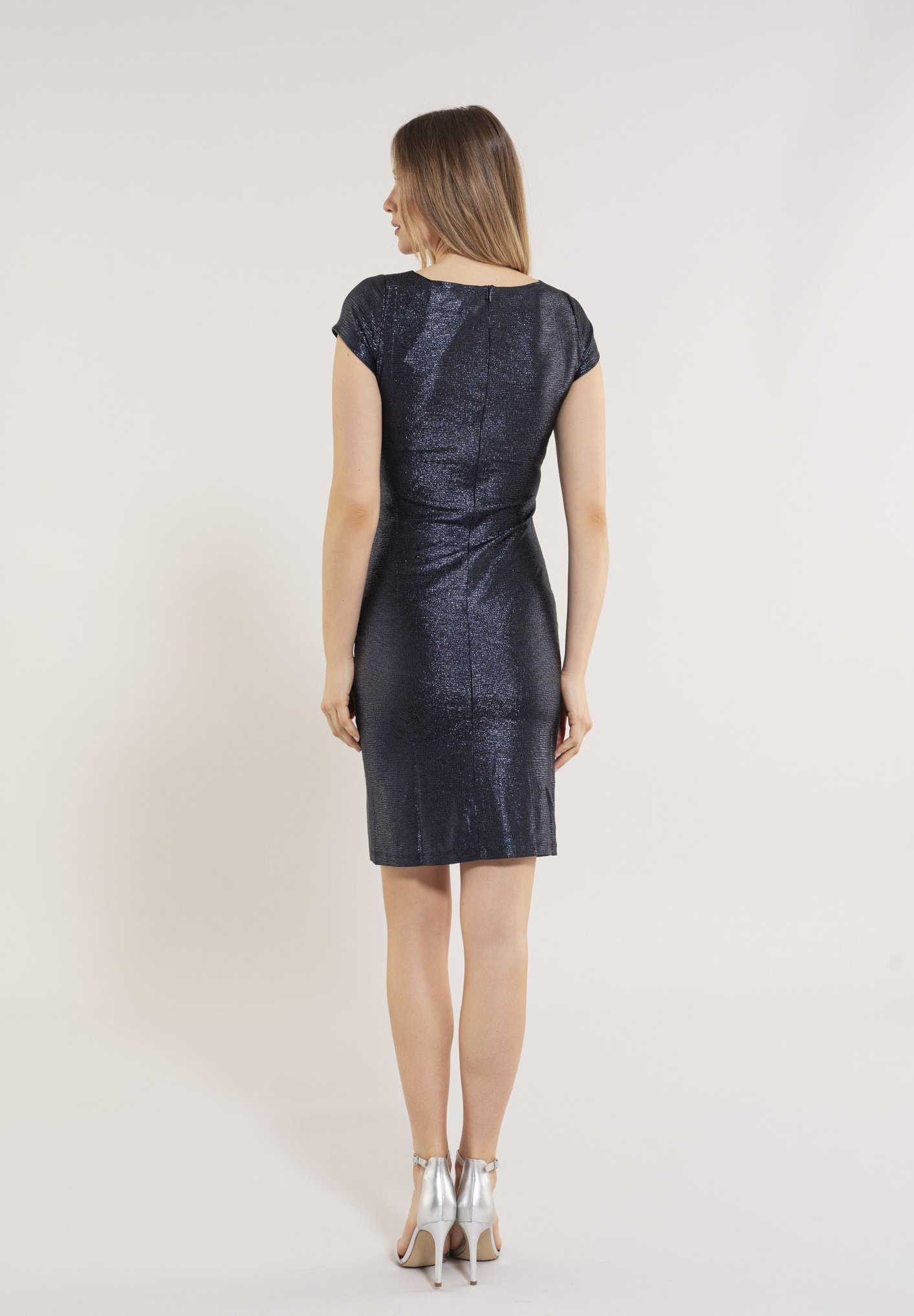 Damen FOLIERT - Cocktailkleid/festliches Kleid