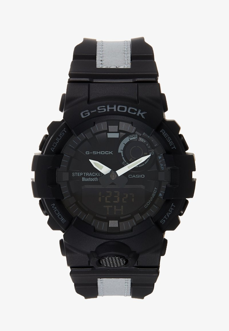 G-SHOCK - GBA-800 G-SQUAD REFLECTOR - Orologio - black