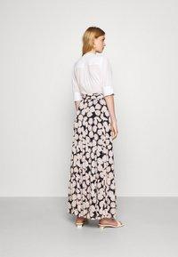 Diane von Furstenberg - LILLIAN SKIRT - Maxi skirt - black - 2