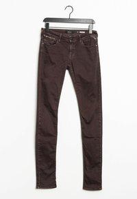 Replay - Jeans Skinny Fit - brown - 0
