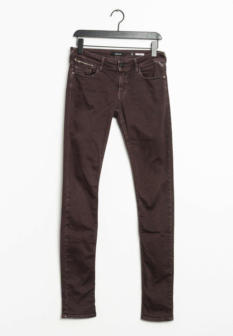 Replay - Jeans Skinny Fit - brown