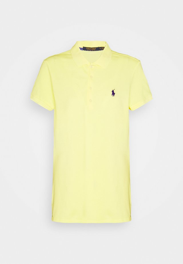 KATE SHORT SLEEVE - Sports shirt - bristol yellow