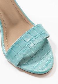 Toral - Korolliset sandaalit - flavio turquesa - 2