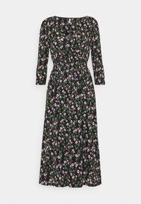 ONLY Petite - ONLPELLA DRESS - Vestido informal - black/flowering vines - 0