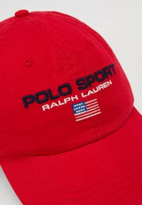 Polo Ralph Lauren - POLO SPORT CLASSIC  - Kšiltovka - red - 6