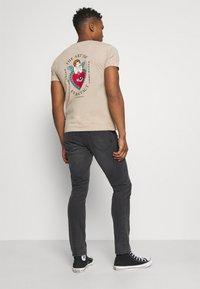 Solid - JOY  - Slim fit jeans - grey - 2