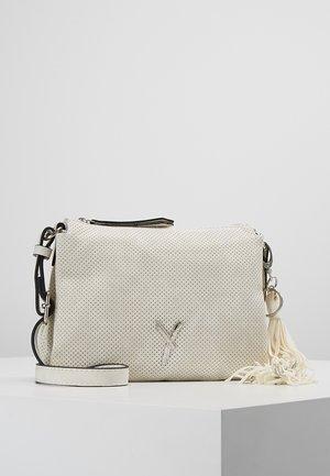 ROMY BASIC - Across body bag - off-white