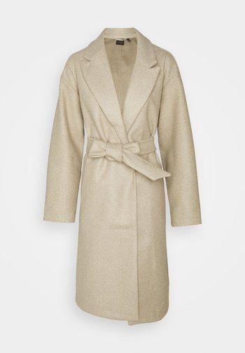 VMFORTUNE LONG JACKET - Classic coat - safari